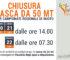CHIUSURA VASCA 50 MT